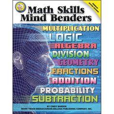 More math skills #CDWishList