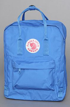 The Kanken Backpack in Ice Blue by Fjallraven