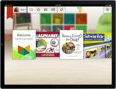The Activity Mom: It's OK to Love Books AND Technology - Bookboard app
