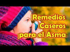 12 Remedios Caseros para el Asma Bronquial, Tratamiento Natural para curar el…