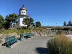 Originally located at Portland Island at Mahia peninsula, the lighthouse was relocated to its current site beside the Wairoa River in Lighthouse, Portland, New Zealand, River, Island, Bell Rock Lighthouse, Light House, Rivers, Islands