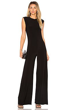 55e7133a0a Best Seller Norma Kamali Sleeveless Jumpsuit Norma Kamali online. Pants  OutfitBlack Dress ...