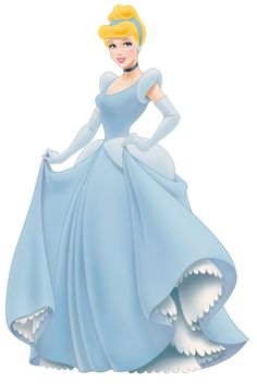 I like Cinderella because I love the colour of her dress and the fairy tail story :)