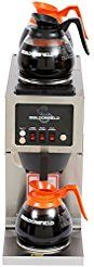 Christmas deals week Bloomfield 9003-D3 Integrity 3 Warmer In-Line Pourover Coffee Brewer 120V