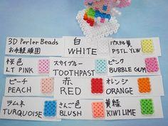 2017_1031_212429p1170681 3d Perler Bead, Perler Beads, Bubble Gum, Bubbles, Lime, Peach, Bullet Journal, Turquoise, Paper