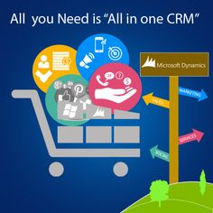 #MicrosoftDynamics #CRM is one of the best product by Microsoft that offers you to manage all your customer data and insight report.  http://ms-dynamics.tumblr.com/post/141895702824/microsoft-dynamics-crm-provides-better-solution