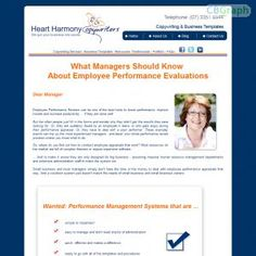 How to Write a Manager's Performance Appraisal