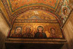 Historical Mosaic vatican
