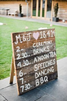 Love the idea of an afternoon wedding tea party!