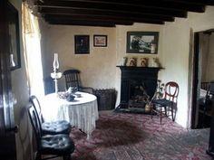 Irish Cottage Interior