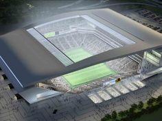Estadio Arena Corinthians, San Pablo
