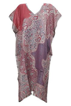 Dress Paisley Kaftan Caftan Size Maxi Women Long Boho Bohemian Polyester Tunic