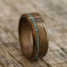 wedding ring, this is awesome, I once dated a guy who was allergic to metal this is a cool alternative
