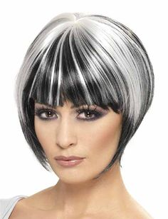 Black and White - 10 Awesome Black Short Hairstyles And Haircuts And How To  Pull Them Off! d45de7834c96