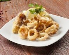 Beignets de calamar (facile, rapide) - Une recette CuisineAZ