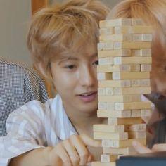 """his cute cheekies + ruffled hair c/o jaemin (・∀・)"" Nct 127, Nct Group, Huang Renjun, Kpop, Winwin, Boyfriend Material, Taeyong, Jaehyun, Nct Dream"