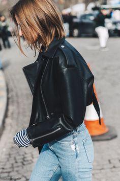 Prêt À Porter, Mode Femme, Veste Motard, Minimalisme, Mode Automne,  Manteau, Tenue, Neutre, Vetements 41c2196b261