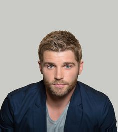 MIKE VOGEL some men just get more attractive with age. Cute when he was young but yummy handsome now