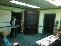 Ed Martin, Pro-Life Briefing, 3-09-16