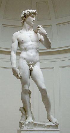 10 esculturas famosas y sus autores: David