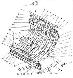 E C B C F B F B A E Wooden Ship Nautical Design on Yard Machine Rear Tiller Parts List Diagram
