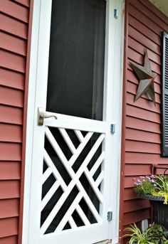 diy chippendale wood screen door, curb appeal, diy, doors, how to, woodworking projects