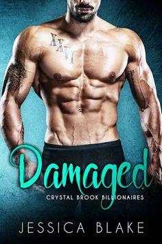 Damaged (Crystal Brook Billionaires) Blog Tour