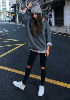 Slouchy, Lax Style