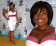 jannifer hudson on the red carpet before she lost weight - Google Search Losing Weight Tips, Reduce Weight, How To Lose Weight Fast, Jennifer Hudson Hair, Cute Bob, Side Swept Bangs, African American Women, Hairspray, Weight Loss For Women