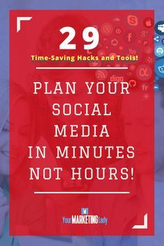 Here are 29 ultimate time-saving social media hacks and tools you need if you want to get the most out of social media marketing for your business.