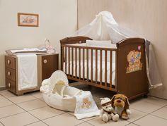 Προεφηβική κούνια Διόνυσος Cribs, Furniture, Home Decor, Bebe, Cots, Decoration Home, Bassinet, Room Decor, Baby Crib