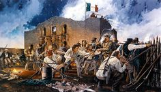 179 years ago, nearly 200 men stood against tyranny and fought until their last breath. On this day, we remember the Alamo and thank those who laid down their lives for #Texas. #RememberTheAlamo