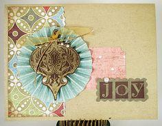 Paper Squirrel: CADB Design Team: Ornamental Joy