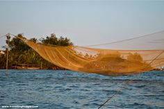 Vietnam - Hoi An - Fishing Nets