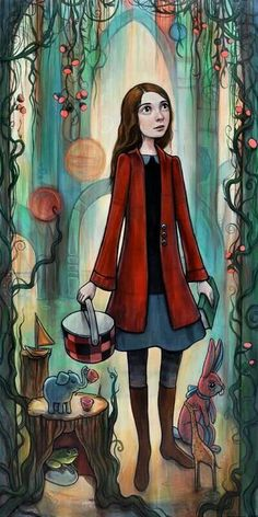 """Curious Gardens"" Kelly Vivanco"