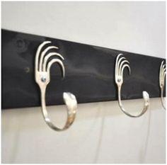 Reciclaje de Cubiertos como Idea de Negocios relacionada con la decoracion de interiores 3