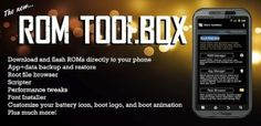 Rom Toolbox Pro Apk Cracked [Patch+License] Free Download