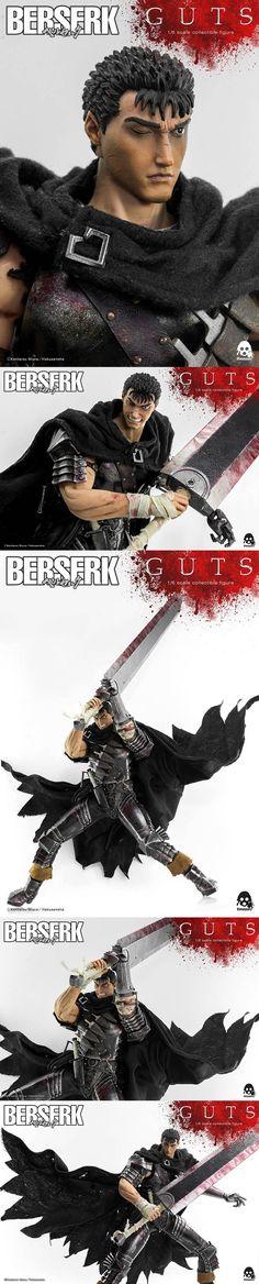 [ThreeZero & Berserk - 1/6 Guts ]
