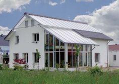 Gesunde Energiesparhäuser, fast ohne Technik