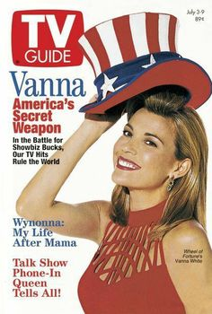 News Magazines, Vintage Magazines, Vintage Ads, Vanna White, 90s Tv Shows, Television Tv, Tv Show Games, Wheel Of Fortune, Tv Guide