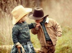 Howdy, m'am! #LittleCowboy #LittleCowgirl #Western