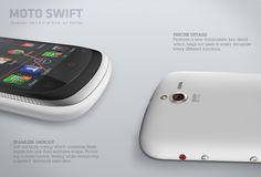 MOTO SWIFT on Behance