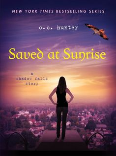 #CoverReveal Saved at Sunrise (Shadow Falls #4.5)  by C. C. Hunter. Expected publication: April 2nd 2013 by St. Martin's Griffin
