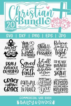 Uplifting Quotes, Inspirational Quotes, Bible Verses Quotes, Christian Sayings, Design Bundles, Fonts, Tumblers, Circuit, Lettering
