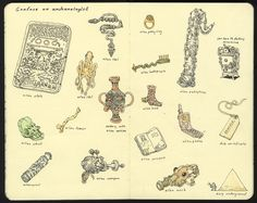 Mattias Inks: finds of the century