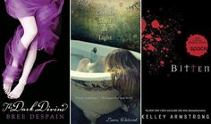 38 Paranormal Romance Books That Are Spookily Sexy - maybe read these :)
