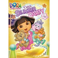 Dora the Explorer Doras Slumber Party