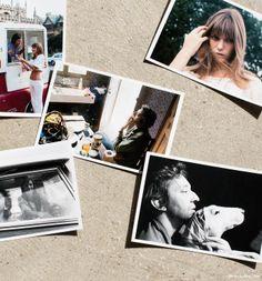 Jane & Serge, photos, Assouline, Jane Birkin, Serge Gainsbourg / Garance Doré