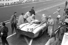 Le Mans 1970 - Porsche 908L Helmut Marko / Rudi Lins - 3 place.