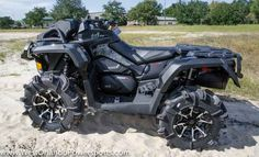 New 2017 Can-Am Outlander X mr 1000R Triple black ATVs For Sale in Florida. 2017 Can-Am Outlander X mr 1000R Triple black, FREE GO PRO OR UTILITY TRAILER WHEN PURCHASED AT MSRP! THE ULTIMATE FACTORY-READY MUD MACHINE. 2017 Can-Am® Outlander X® mr 1000R Triple black THE ULTIMATE FACTORY-READY MUD MACHINE. Horsepower matters when it comes to mud riding. That's why the Outlander X mr 1000R is built with an 89-hp Rotax® 1000R V-Twin engine. Take on any mud hole with confidence and best-in-class…